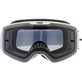O'Neal B-20 Goggles, blanco/negro